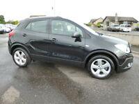 Vauxhall Mokka EXCLUSIV CDTI S/S (black) 2014-03-03