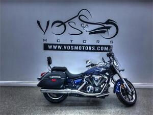 2015 Yamaha V-Star 950- Stock#V2575NP-Free Delivery in the GTA**