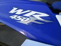 YAMAHA WR 450 F WRF 2004 ENDURO GREEN LANE ELECTRIC START @ RPM OFFROAD LTD
