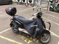 SYM FIDDLE II 125cc Moped