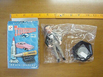 KONAMI SF Movie Selection Thunderbirds vol.2 PARKER  Mini Figure Japan
