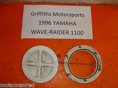 96 97 94 95 YAMAHA WAVERAIDER 1100 WAVE RAIDER RUNNER 760 REAR LID COVER FIRE EX