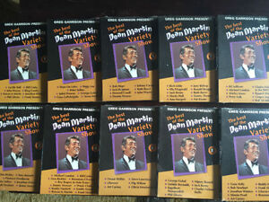 Dean Martin Variety Show CD's (Best of)