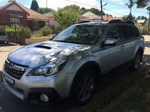 2013 Subaru Outback B5A MY13 2.0D Lineartronic AWD Premium Grey 7 Speed Constant Variable Wagon Croydon Burwood Area Preview