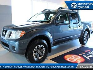 2014 Nissan Frontier PRO-4X BACK UP CAMERA SUNROOF BLUETOOTH 4X4