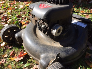 Mower for free