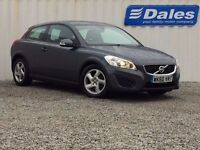 Volvo C30 1.6 S D Drive 3dr (grey) 2010