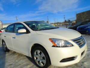 2013 Nissan Sentra SV--CLEAN CARPROOF-ONE OWNER--ONLY-79K