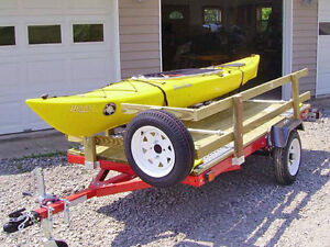 "Utility~ATV Trailer~Kayak~Boat trailer - "" DIY KIT ""  NS"