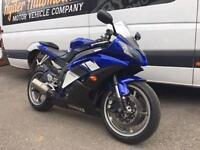 2010 - YAMAHA YZF-R6, EXCELLENT CONDITION, £6,500 OR FLEXIBLE FINANCE TO SUIT