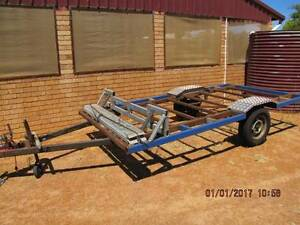 12ftx6ft heavyduty flattop trailer Geraldton Geraldton City Preview