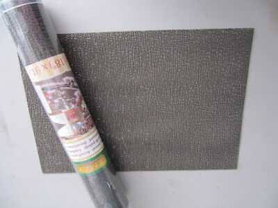 """LEMAX 34920 LANDSCAPE ACCENTS O SCALE COBBLESTONE LARGE 18"""" X 36"""" MAT REAL NICE!"""