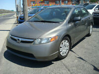 2006 Honda Civic 4 PORTES MECANIQUE A1