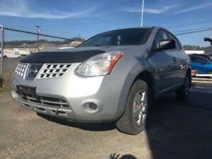 2008 Nissan Rogue S LEATHER LOAD, SUN ROOF, LOW KM