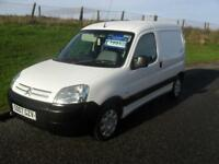 Citroen Berlingo 1.6HDi ( 90 ) ( IV ) 600TD LX 80500 Mls 1 Owner MOT 31/3/18