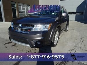2015 Dodge Journey AWD RT 7 PASSENGER Leather,  Heated Seats,  B