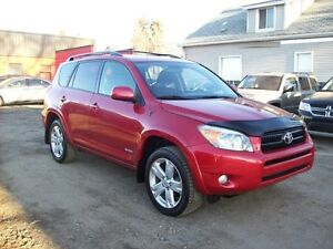 2008 Toyota Rav4 Sport/4x4/AUTO/ROOF/APPLY TODAY