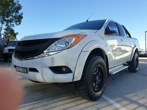 2014 Mazda BT-50 MY13 XTR (4x4) White 6 Speed Automatic Freestyle Utility Singleton Heights Singleton Area Preview