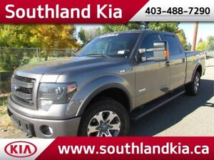 2014 Ford F-150 FX4 Supercrew FX4   **LEATHER-SUNROOF**