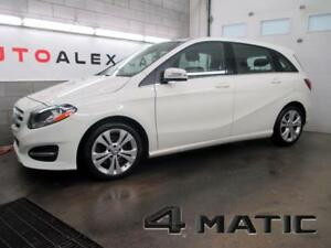 2015 Mercedes B250 4MATIC *AWD* CUIR MAGS Sports Tourer 53$/SEM