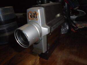1968 Bell and Howell Super 8