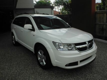 2011 Dodge Journey JC MY12 SX/T White 6 Speed Automatic Wagon Kedron Brisbane North East Preview