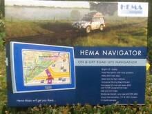 HEMA NH1 NAVIGATOR ON & OFF ROAD GPS NAVIGATION Belgrave South Yarra Ranges Preview