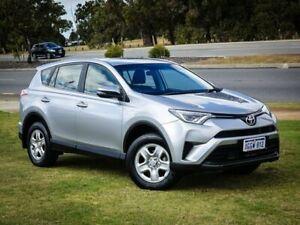 2017 Toyota RAV4 ASA44R GX AWD Silver 6 Speed Sports Automatic Wagon Wangara Wanneroo Area Preview