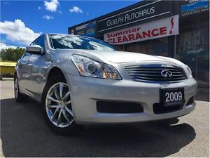 2009 Infiniti G37x Sedan - 29k Only - Mint Condition! - 1 Owner