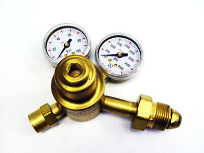 Victor Sr5b Oxygen Regulator W Mh25017 Sa-479 Gauges
