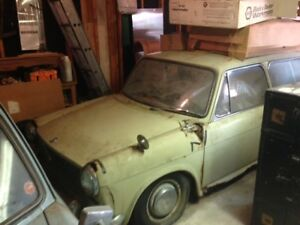 Very Rare Austin 1100 Countryman Wagon for Sale