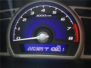 2008 Honda Civic Sdn EX-L****FULLY LOADED****MANUAL****LEATHER London Ontario image 9
