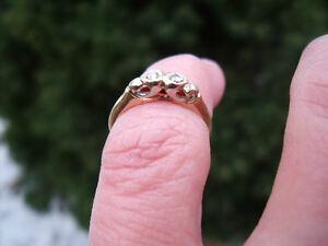 Petite Diamond Ring Kawartha Lakes Peterborough Area image 3