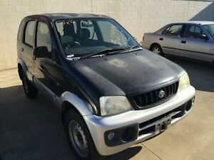 2003 Daihatsu Terios DX (4x4) 4 Speed Automatic 4x4 Wagon Laidley Lockyer Valley Preview