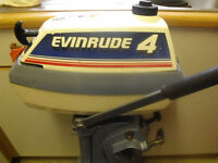 4hp evinrude outboard motor