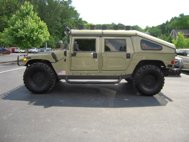 Image 1 of Hummer: H1 Green 137YA8939RE157363