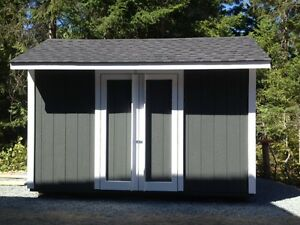 CROSSLAND STORAGE SHEDS,