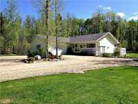 Amazing Acreage in Drayton Valley (303 Cottonwood Acres)