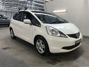 2008 Honda Jazz GE VTi White 5 Speed Automatic Hatchback Beresfield Newcastle Area Preview