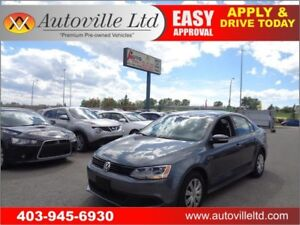 2014 Volkswagen Jetta Trendline+ Heated seats Bluetooth Aux USB