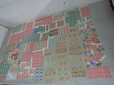 Nystamps British New Zealand much mint NH stamp & block collection high value