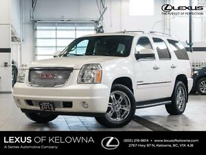 2013 GMC Yukon Denali Denali Navigation / Rear DVD