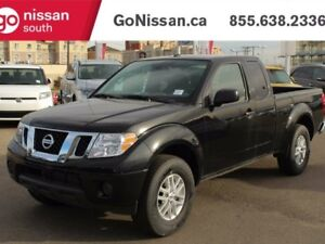 2017 Nissan Frontier SV 4x4 King Cab