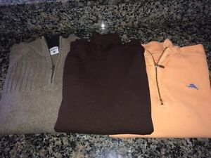 Mens' High-End Clothing (Size M)...SAVE HUGE!!!