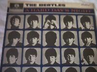 Vinyl LP The Beatles A Hard Day's Night