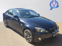 LEXUS IS 220d SE 4dr (blue) 2008