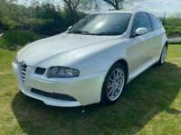 ALFA ROMEO 147 GTA RARE FUTURE CLASSIC 3.2 V6 AUTO 153 MPH * LEATHER SEATS *