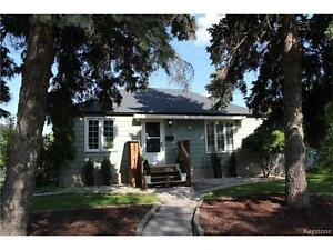 Great house for rent in Norwood/St Boniface!