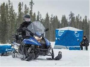 2017 ARCTIC CAT BEARCAT SNOWMOBILES, FREE TRAIL PASS! Peterborough Peterborough Area image 2