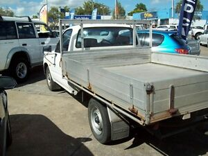 1997 Toyota Hilux RN85R White 5 Speed Manual Cab Chassis Capalaba West Brisbane South East Preview